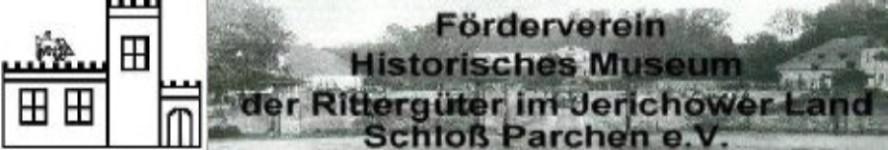 Förderverein Schloss Parchen e.V.